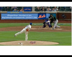 Jed Lowrie Steps in versus the Mets in June