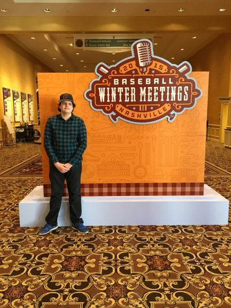Me At the WinterMeetings