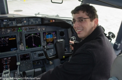 The Plus In Mets Plus: Aviation with the AirlineFlyer, or Jason Rabinowitz