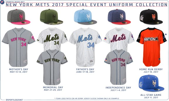 MLB Releases Special Event Uniforms for 2017 « Mets Plus ccdd028ceaa