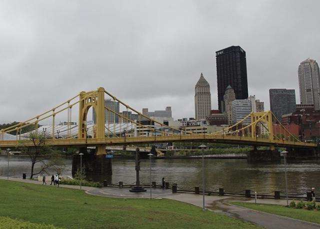 pitsburgh bridge